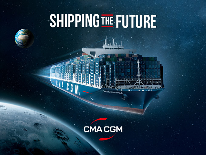 Shipping The Future - Visuel