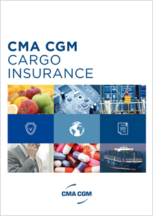 CMA CGM's Cargo Insurance brochure (Download the PDF)