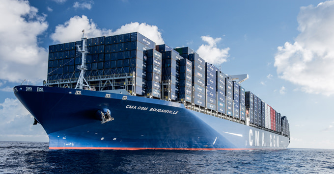 traxens technology built in to cma cgm s biggest ship