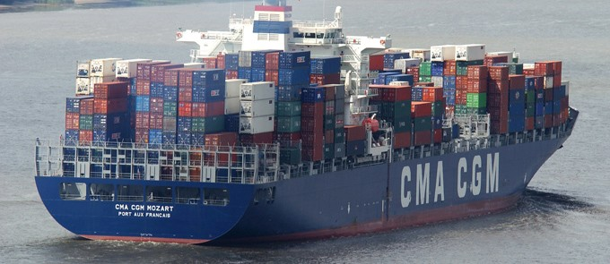 Cma cgm mozart - Cma cgm france head office ...