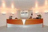 CMA CGM Holland reception desk