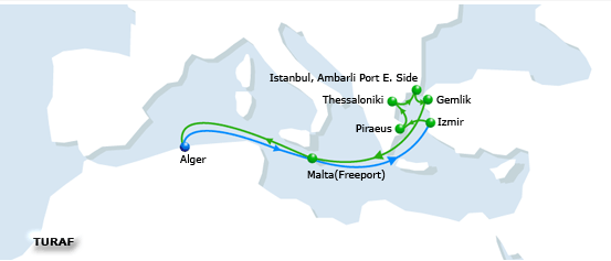 CMA CGM North Turkey | About Us