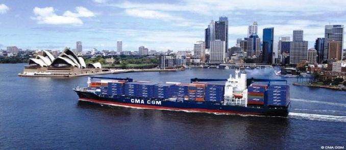 Image result for Australia shipping