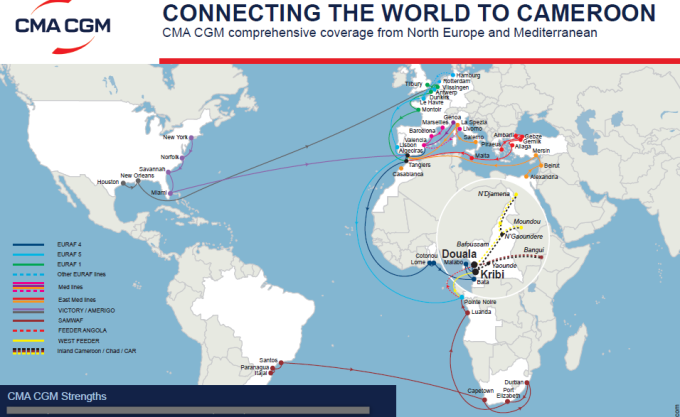 CMA CGM Cameroon | About Us