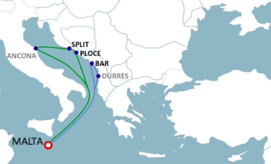 We Deliver Your Goods Wherever You Need In Croatia Neighboring Countries And Abroad