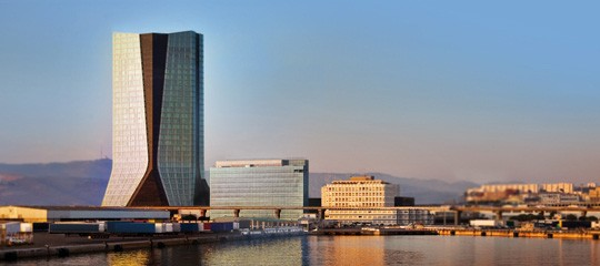 Cma cgm tower a company 39 s architectural symbol - Cma cgm france head office ...