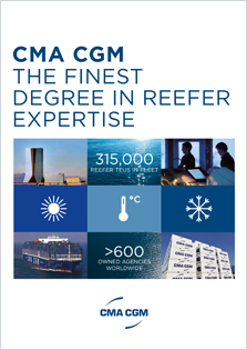 CMA CGM Reefer brochure (Download the PDF)