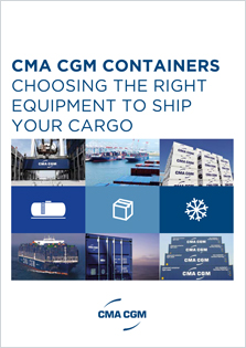 CMA CGM's Containers Brochure (Download the PDF)