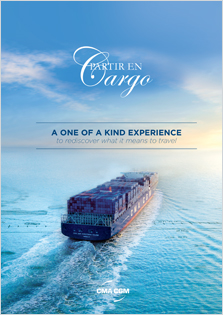 CMA CGM's Partir en cargo Brochure (Download the PDF - French only)