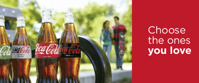coca cola goals and strategies