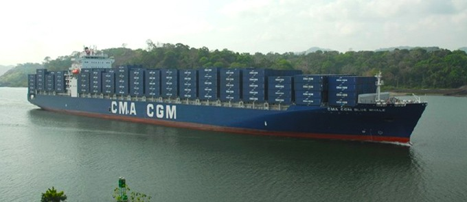 Cma cgm blue whale - Cma cgm france head office ...