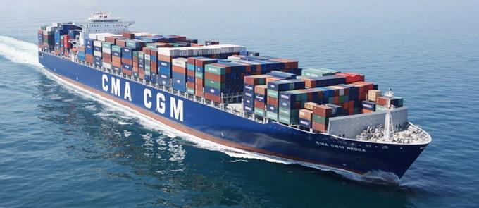 Cma cgm medea - Cma cgm sailing schedule port to port ...