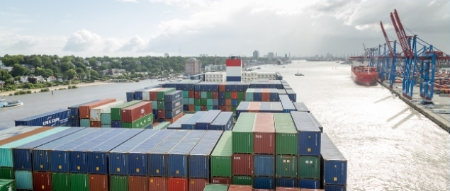 CMA CGM Germany   Local Charges