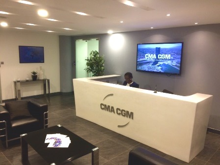 CMA CGM Kenya Office