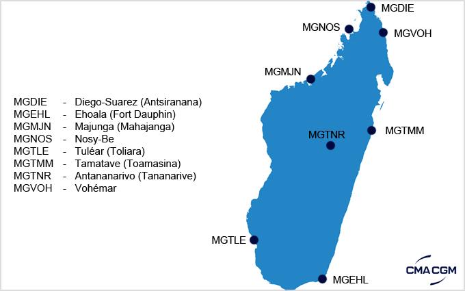 Presentation CMA CGM Madagascar