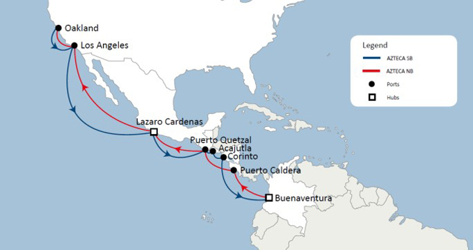 Reducing Ship Strike Risk To Whales List Of Ports In The United - Calderas in the us map