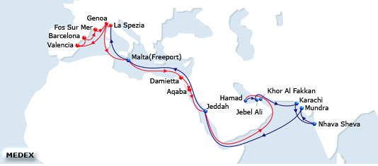CMA CGM | Qatar
