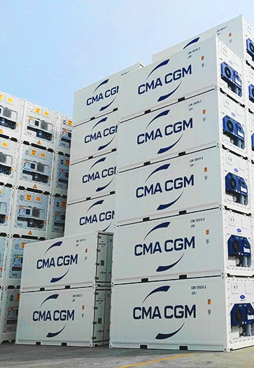CMA CGM Group: a leading worldwide shipping group