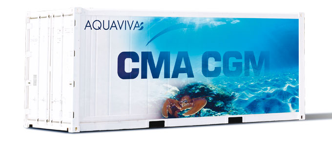 Aquaviva Live Seafood on Transportation By Water